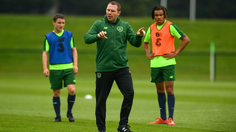 Four home-based players in Ireland U19 Euros squad