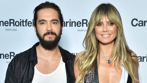 Tom Kaulitz and Heidi Klum announced their engagement last December