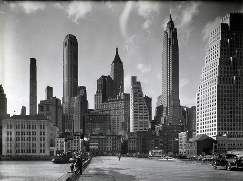 Photo credit: Berenice Abbott Cover Images