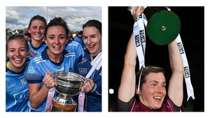 Dublin and Galway claimed provincial titles in their las games