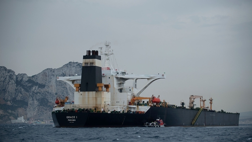 The UK has offered to facilitate the release of the detained Iranian oil tanker Grace 1 if Tehran gave guarantees that it would not go to Syria