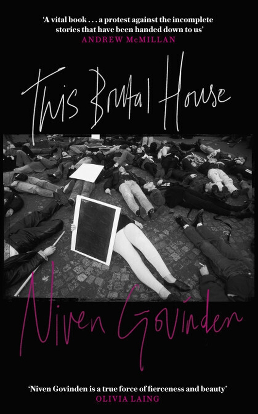 "Review:  ""This Brutal House"" by Niven Govinden"
