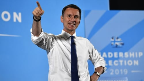Jeremy Hunt believes he can get a new Brexit deal with the EU