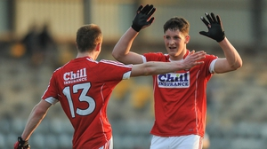 Damien Gore and Colm O'Callaghan both hit goals in Cork's easy win over Waterford in Clonakilty