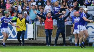 Eddie Brennan masterminded Laois' stunning win over Dublin