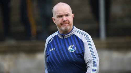 Cavan manager James Daly