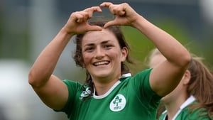 Lucy Mulhall has impressed for Ireland
