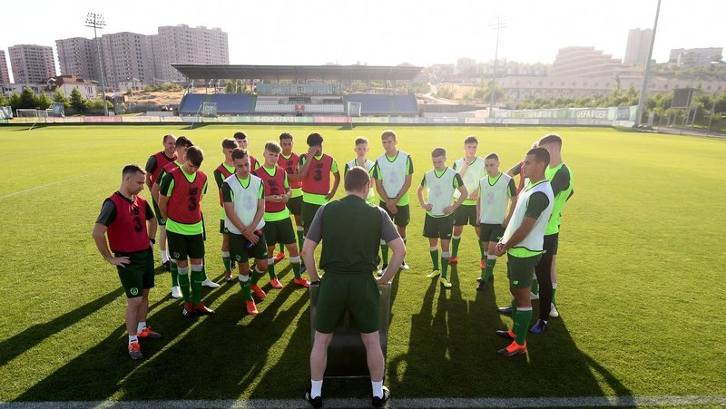 Mohan challenges changed-up U19s to seize Euro stage