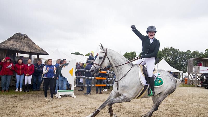 European U18 gold for Kate Derwin