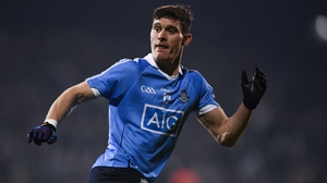 Diarmuid Connolly is expected to be on the bench
