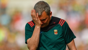 James Horan's team were beaten for the second time this summer yesterday