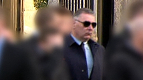 Declan Brady was jailed for ten years