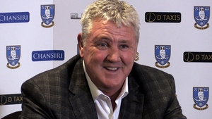 Steve Bruce is back managing in the Premier League