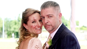 An hour-long special in 2016 marked Robbie and Carol's wedding - which was marred by violence and full of wedding-day drama