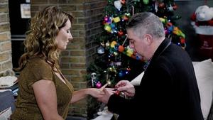 Robbie asks Carol to be his wife - again (2018)