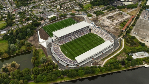 Cork County Board say the newly laid pitch should be ready by January 2020