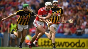 Pat Horgan has carried Cork with his scoring
