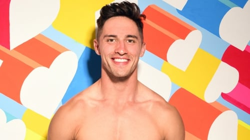 Greg O'Shea from Limerick enters the Love Island villa on Tuesday night