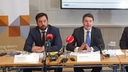 Paschal Donohoe and Eoghan Murphy both expressed full confidence in the work the minister was doing to address the issue