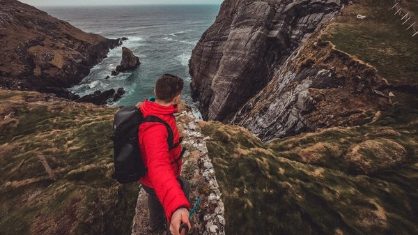 Go-Pro guru Carl Mullan shows us the best spots in Ireland to road trip, hike, and take in the breathtaking sights.