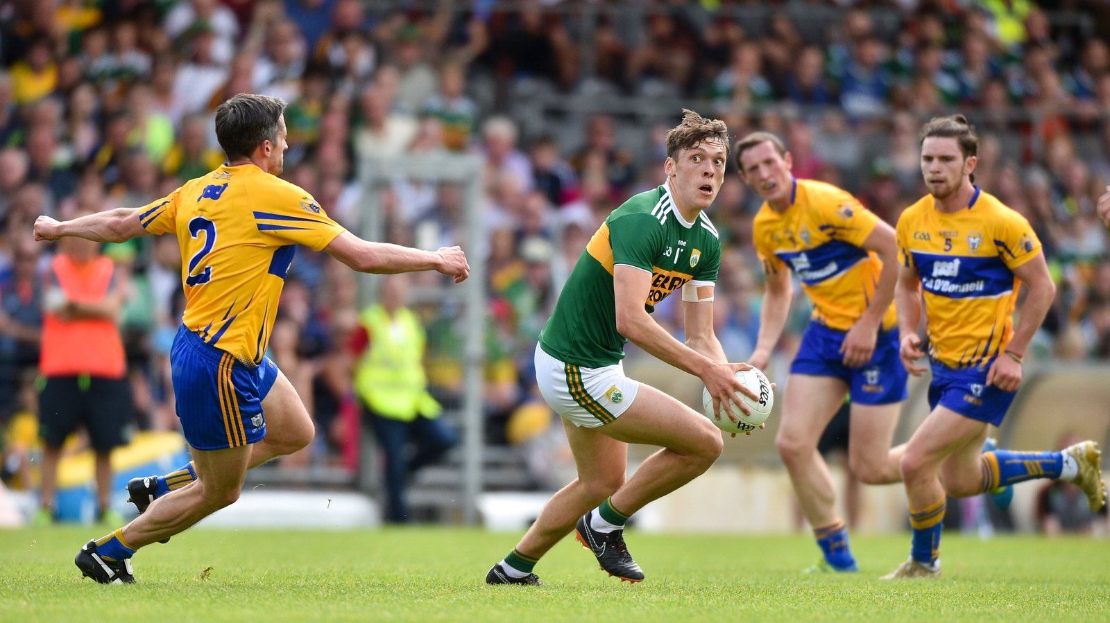 Image - On his championship debut against Clare last year