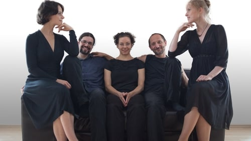 Exotic instrumentation: Ensemble Supersonus with Marco Ambrosini, second from right.