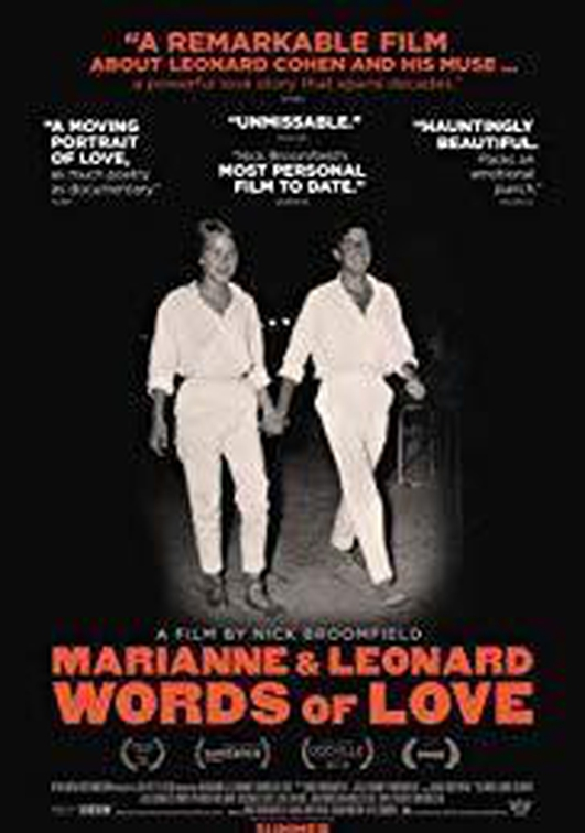 """Marianne & Leonard: Words of Love"", a documentary by Nick Broomfield"