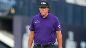 """Phil Mickelson: """"I don't know if it's going to help me play better, but it certainly helps me feel better about myself and have more energy throughout the day."""""""