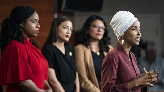 US House of Representatives votes to condemn Donald Trump's 'racist comments'