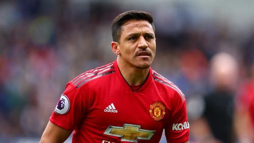 Alexis Sanchez has scored just five goals for United