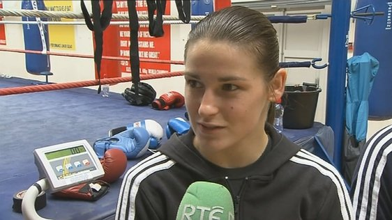 London Calling For Katie Taylor