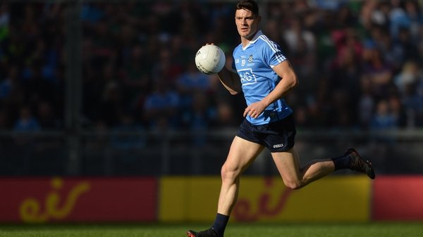 Diarmuid Connolly helped Dublin to become the first ever five-in-a-row All-Ireland SFC winners