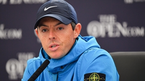 Rory McIlroy is seeking a second Claret Jug