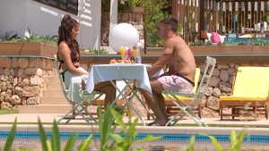Maura and Greg went on a breakfast date on Love Island