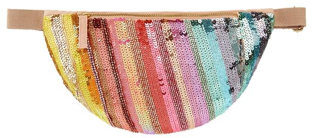 Accessorize Sequin Belt Bag
