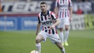Dan Crowley has left Willem II for a return to England