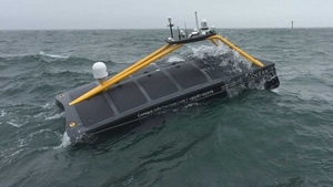 XOCEAN's unmanned vessels collect data at a fraction of the cost, both financial and ecological.
