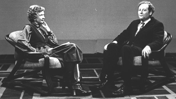 Mary Holland interviewing John McGahern (1979)
