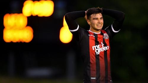 Daniel Mandroiu should have served a suspension last Monday