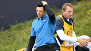 Rory McIlroy endured a torrid time in Portrush