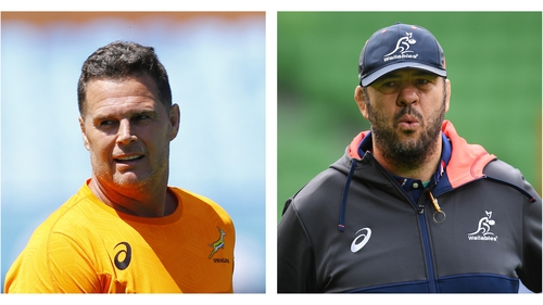 Both coaches will have an eye on the World Cup
