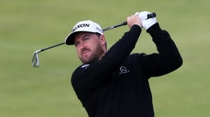 Graeme McDowell is in the top ten in Korea