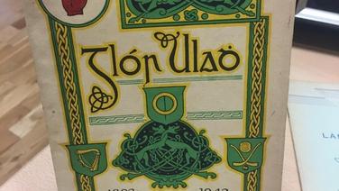 Tá súil ag ag Conradh na Gaeilge ábhar a bhaineann le stair athbheochan na Gaeilge i gCúige Uladh a bhailiú agus a dhigitiú.