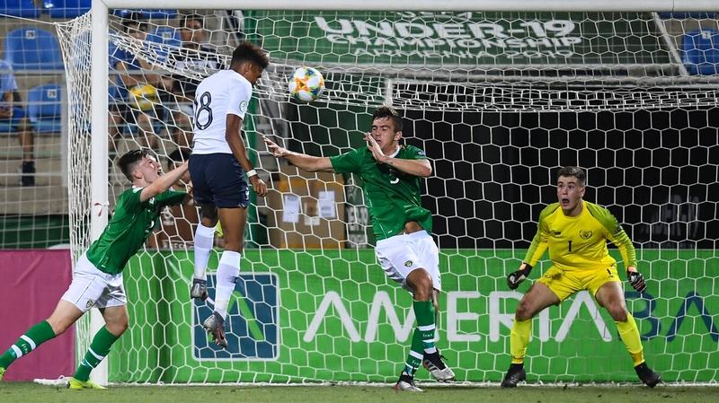 Isidor's late header breaks brave Irish hearts at Euros