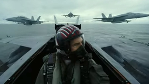 Tom Cruise returns to cinemas next year in Top Gun: Maverick