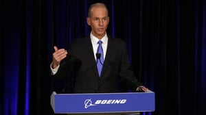 Dennis Muilenburg was fired from the top job at Boeing in December