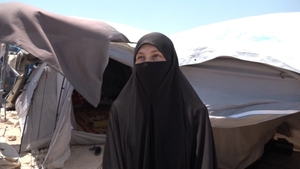 Irina Bekmirzaev is in the Ain Issa refugee camp in Syria