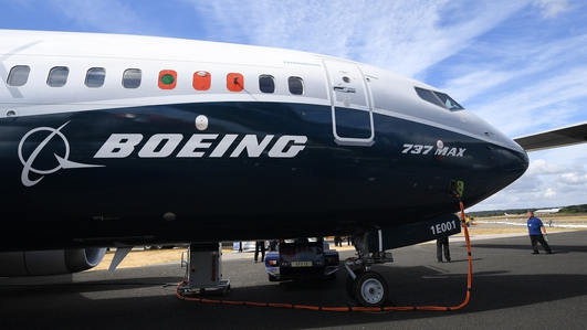 Problems at Boeing