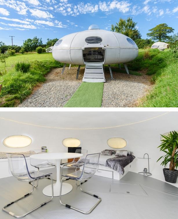 Pembrokeshire UFO