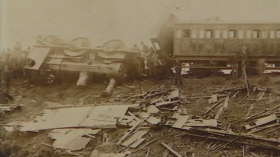 Armagh Rail Disaster